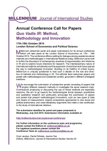 Call for papers as a PDF